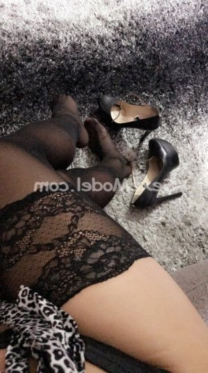 Berthine escort girl club libertin à Marmande